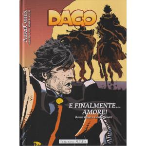 Dago - E finalmente....amore! - n. 121 - mensile - 11 settembre 2021 - copertina rigida