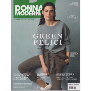 Donna moderna - n. 15 - 25  marzo  2021- settimanale