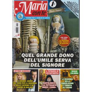 Maria con te - n. 51 - settimanale -20 dicembre 2020