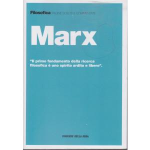 Filosofica  -  Marx  - n. 29 - settimanale -221  pagine
