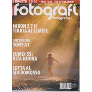 Tutti Fotografi + Progresso fotografico  - n. 4 -aprile 2021- mensile - 2 riviste