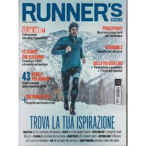 Runner's World - n. 1  - mensile -dicembre - gennaio 2021