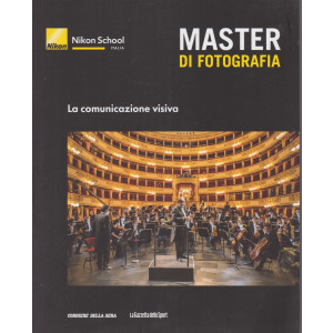 Master di fotografia - La comunicazione visiva-    n. 16  -  settimanale