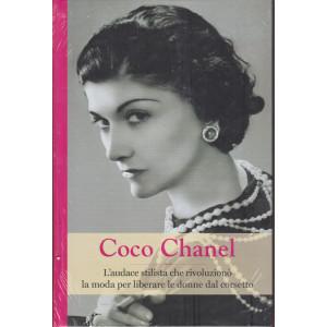 Grandi Donne -Coco Chanel - n. 15 - settimanale - 25/12/2020 - copertina rigida