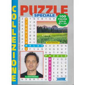 Speciale collezione puzzle - n. 116 - bimestrale - aprile - maggio  2021 - 100 pagine