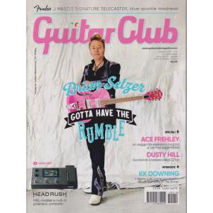 Guitar Club -  n. 10 -ottobre  2021 - mensile