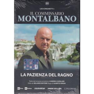 Luca Zingaretti in Il commissario Montalbano - La pazienza del ragno- n. 25 -   - settimanale
