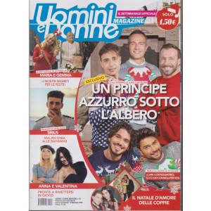 Uomini e Donne Magazine - n. 33 - settimanale - 11 dicembre 2020