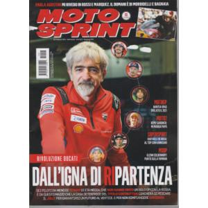 Abbonamento Motosprint (cartaceo  settimanale)