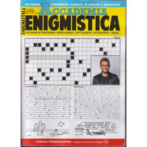 Accademia enigmistica - n. 25 - ottobre - novembre 2021 - bimestrale - 100 pagine