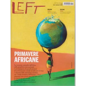 Abbonamento Left Avvenimenti (cartaceo  settimanale)