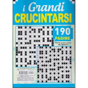 I Grandi Crucintarsi - n. 19 - febbraio/marzo/aprile 2021 - trimestrale - 190 pagine