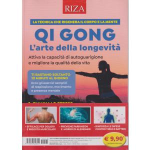 Salute naturale extra - n. 143 -Qi Gong - L'arte della longevità  - ottobre - novembre 2021