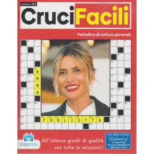 Crucifacili - n. 212 -Anna Foglietta - bimestrale - 15/6/2021