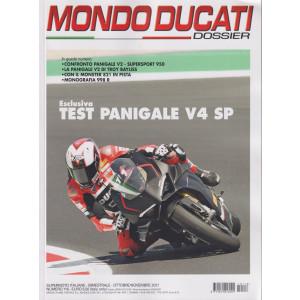 Mondo Ducati Dossier - n. 116 - bimestrale -ottobre - novembre 2021