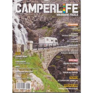 Camperlife -  n. 97 - mensile - dicembre - gennaio 2021