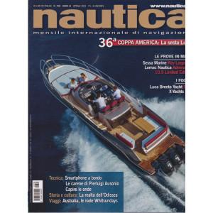 Nautica - n. 708 - mensile - aprile  2021