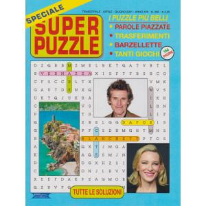Speciale Super Puzzle - n. 269 - trimestrale - aprile - giugno 2021 - 164 pagine