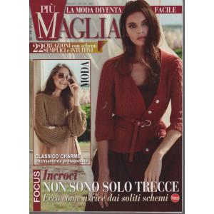 Piu' Maglia - n. 23 - bimestrale -maggio - giugno  2021