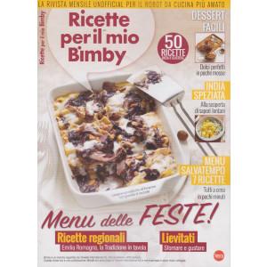 Ricette per il mio Bimby - n. 53 - mensile -15/12//2020 -