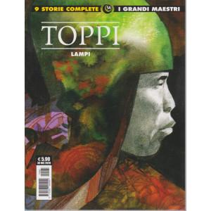 Cosmo Albi - Toppi-  Lampi - I grandi maestri - n. 54 -30 dicembre 2020