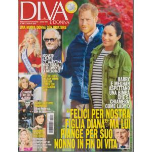 Diva e donna - n. 9 - 2 marzo 2021 - settimanale femminile