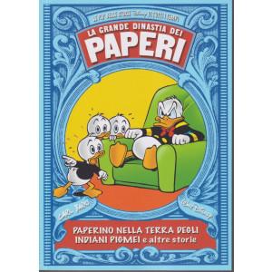 La grande dinastia dei paperi -Paperino nella terra degli indiani pigmei e altre storie  n. 13- settimanale