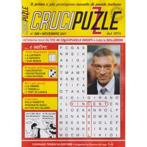 Crucipuzzle - n. 569  -novembre  2021 - mensile