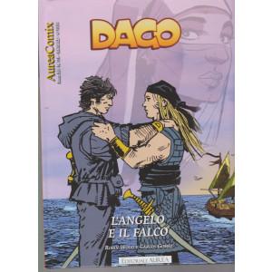 Dago - n. 116 -L'angelo e il falco-  mensile -13 aprile 2021 -