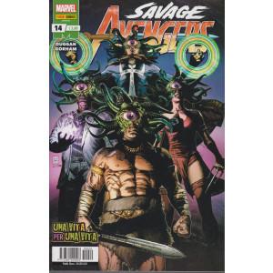 Avengers – Savage - n. 14 -Una vita per una vita -  mensile - 28 gennaio 2021 -