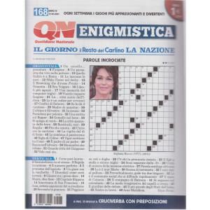 Enigmistica - n. 168 - 17/5//2021- settimanale