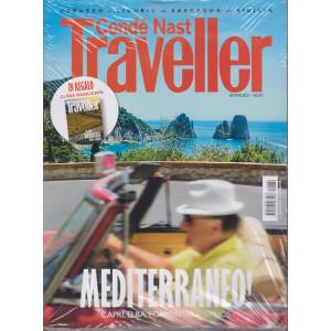 Conde Nast Traveller -   n.88 - trimestrale - estate  2021 +in regalo  Guida Basilicata -2 riviste