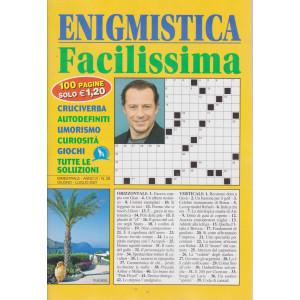 Enigmistica Facilissima - n. 29 - bimestrale -giugno - luglio  2021 - 100 pagine