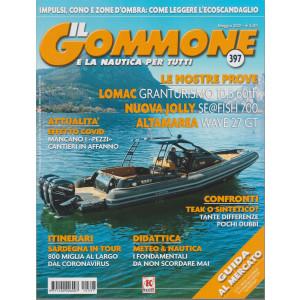 Il gommone e la nautica per tutti - n. 397 -maggio   2021 - mensile