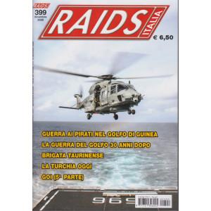 Raids - Italia - n. 399 - dicembre 2020 - mensile