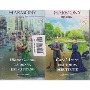 Harmony History - n. 713 - mensile - giugno 2021 - 4 volumi