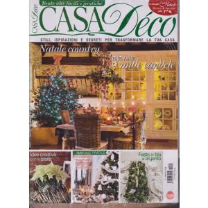 Casa Deco' - n. 9 - bimestrale -novembre - dicembre  2021 + in allegato Casa Natale - rivista + Speciale