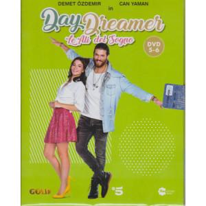 Day Dreamer - Le ali del sogno - n. 4 -terza  uscita   - 2 dvd + booklet - 13 febbraio 2021   - settimanale