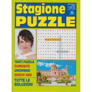 Stagione Puzzle - n. 101 - trimestrale - aprile - giugno 2021