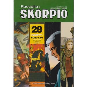 Raccolta di Skorpio - n. 583 - 27 febbraio  2021 - mensile