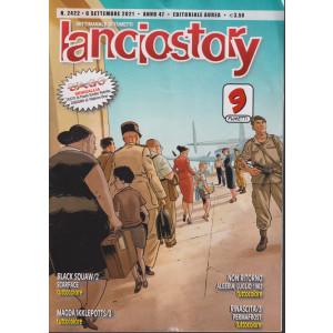 Lanciostory - n. 2422 - 6 settembre 2021 - settimanale di fumetti