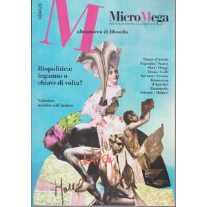 Abbonamento Micromega (cartaceo  bimestrale)