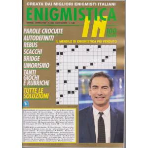 Enigmistica In - n. 408  - mensile -giugno 2021 - 100 pagine