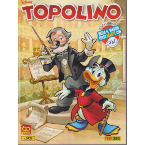 Topolino - n. 3435- settimanale -22 settembre 2021