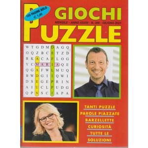 Giochi Puzzle - n. 386 - mensile - giugno 2021- 100 pagine