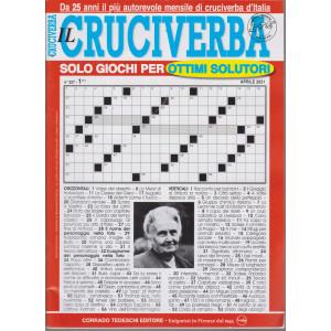 Il Cruciverba - n. 327 - aprile   2021 - mensile