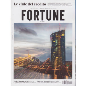 Fortune - n. 5 - maggio 2021 - mensile