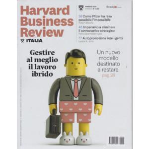 Abbonamento Harward Business Review (cartaceo  mensile)
