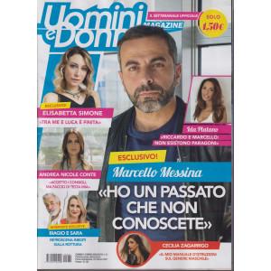 Uomini e donne magazine - n. 31 - settimanale -22 ottobre  2021