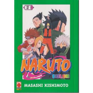 Naruto color - n. 37 -  settimanale -